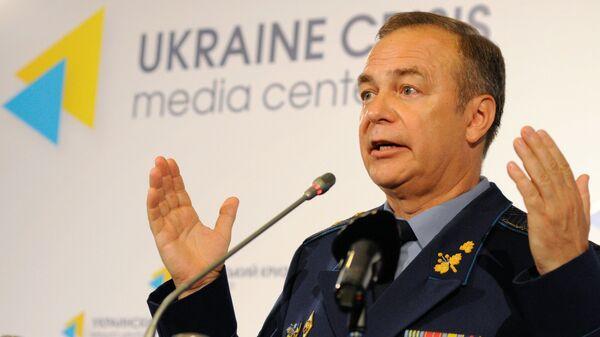 Генерал-лейтенант запаса, профессор, военный эксперт Игорь Романенко