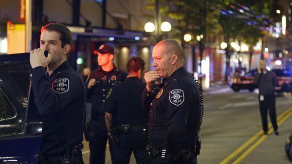 Полицейские в США. Архивное фото