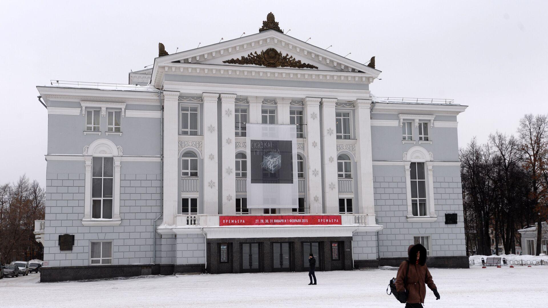 Пермский академический театр оперы и балета имени Чайковского - РИА Новости, 1920, 29.03.2021