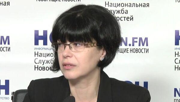Исполнительный директор АТОР Майя Ломидзе. Архивное фото