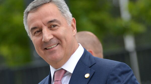 Экс-премьер-министр Черногории Мило Джуканович. Архивное фото