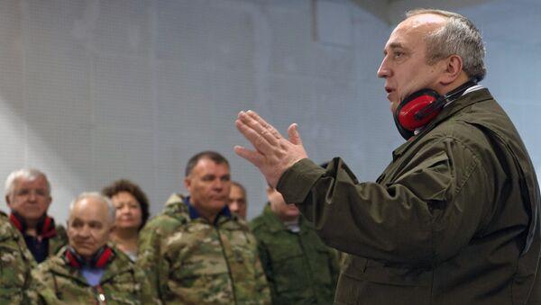 Член комитета Государственной Думы РФ по обороне Франц Клинцевич