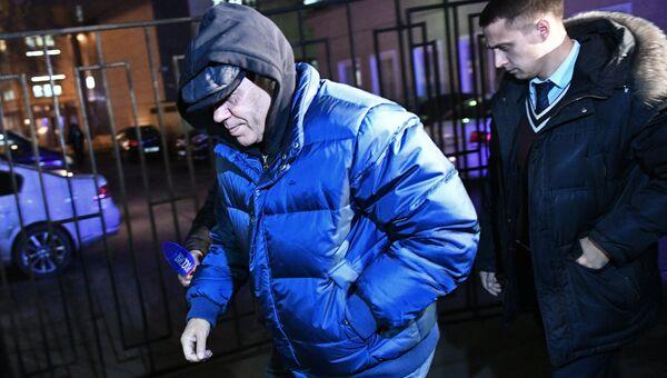 Генерал ФСО Геннадий Лопырев, обвиняемый в получении взятки. Архивное фото