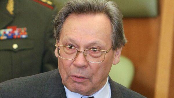 Николай Лаверов. Архивное фото