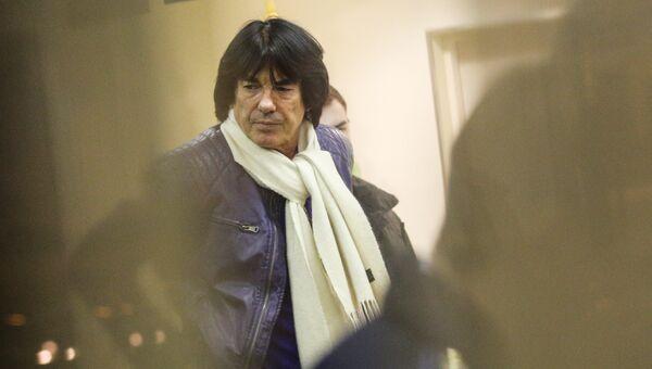 Задержание французского композитора Дидье Маруани в Москве. Архивное фото