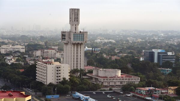 Города мира. Гавана. Архивное фото