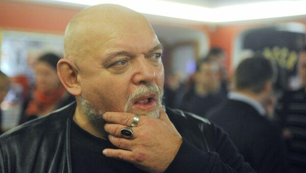 Председатель Исламского комитета России Гейдар Джемаль. Архив