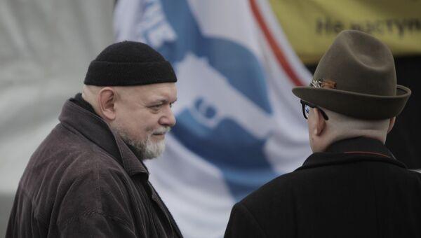 Председатель Исламского комитета России Гейдар Джемаль. Архивное фото