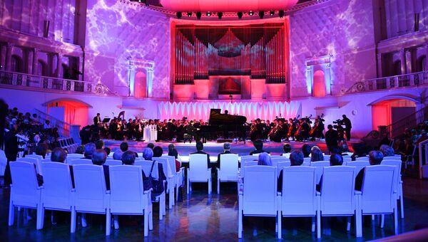 XVII Международный телевизионный конкурс юных музыкантов Щелкунчик