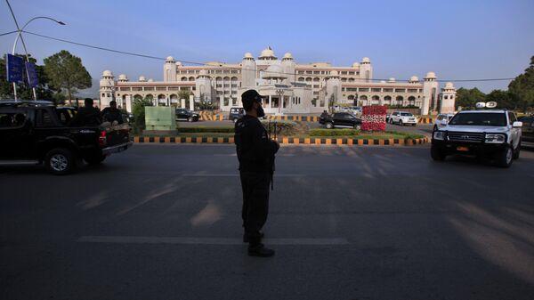 Исламабад, Пакистан. Архивное фото