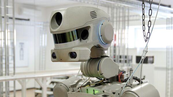 Антропоморфный робот Федор