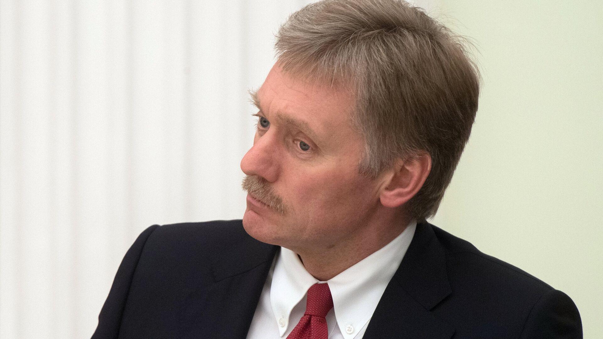 Пресс-секретарь президента РФ Дмитрий Песков - РИА Новости, 1920, 29.10.2020