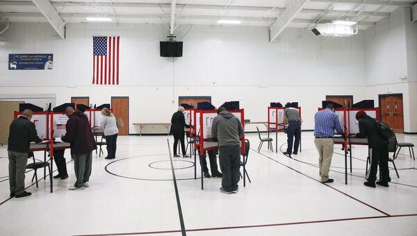 Выборы президента США. Архивное фото