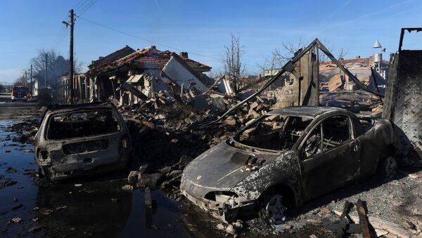 Железнодорожная авария в болгарском селе Хитрино Шуменской области. 10 декабря 2016