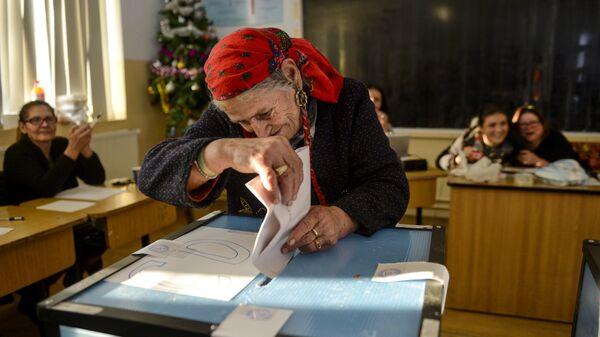 Парламентские выборы в Румынии. 11 декабря 2016