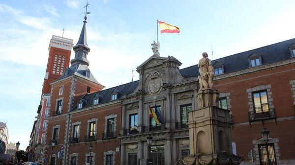 Ситуация в Испании. Архивное фото