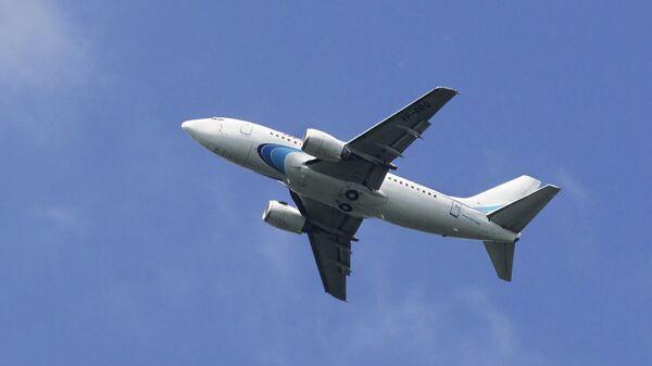 Самолет авиакомпании Ямал