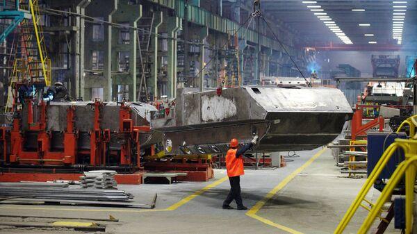 Курганский машиностроительный завод