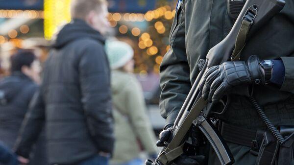 Сотрудник правоохранительных органов Германии