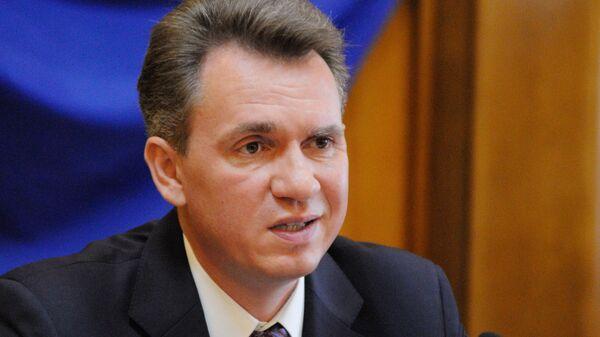 Михаил Охендовский. Архивное фото