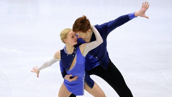 Евгения Тарасова и Владимир Морозов. Архивное фото