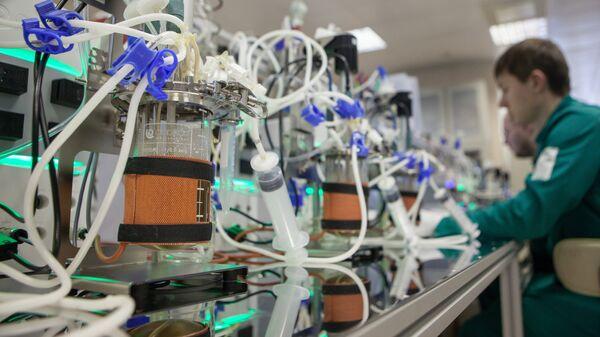 Биотехнологическая компания Biocad в Санкт-Петербурге