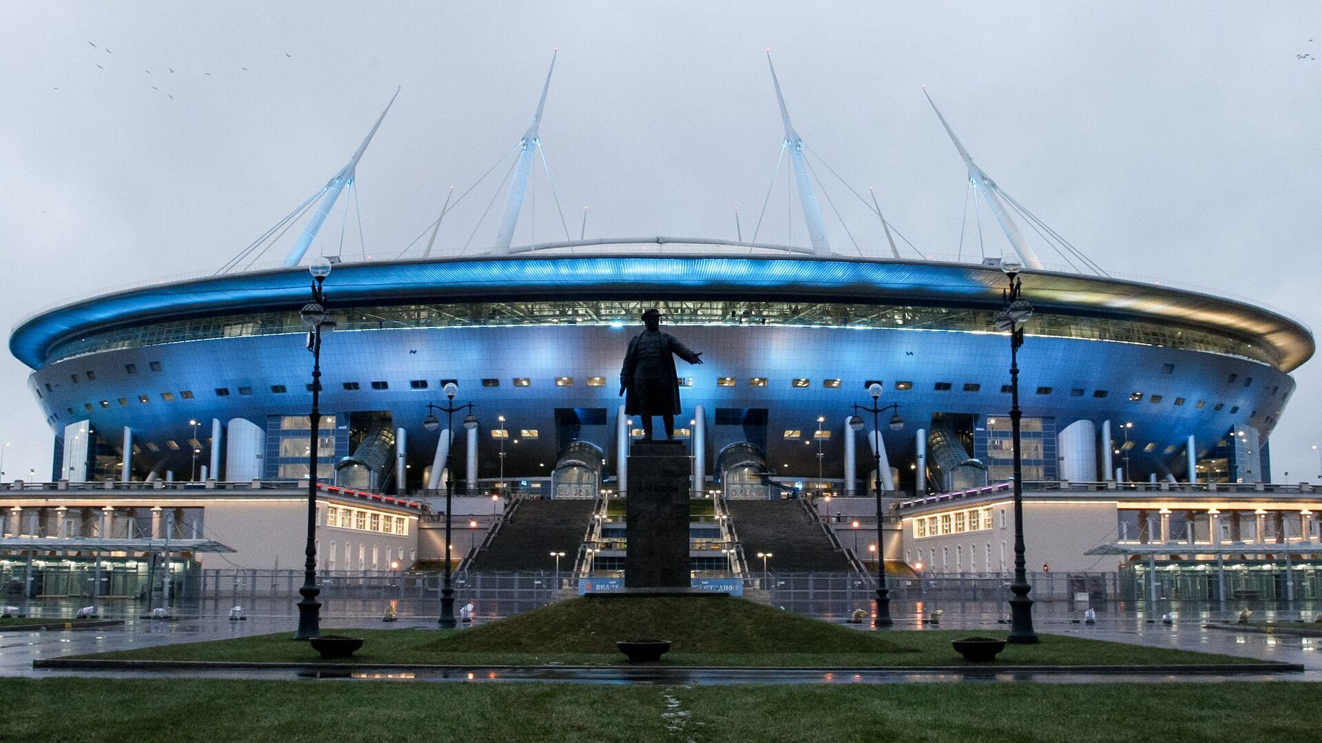 Стадион Зенит-Арена в Санкт-Петербурге - РИА Новости, 1920, 30.10.2019