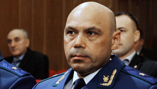 Новый прокурор Крыма Олег Камшилов. Архивное фото