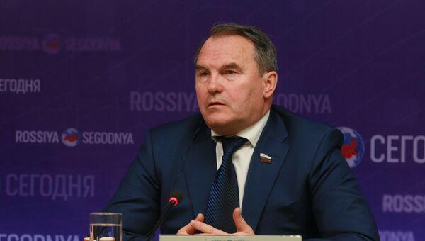 Игорь Морозов. Архивное фото
