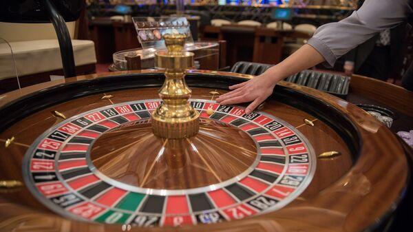 Рулетка в казино