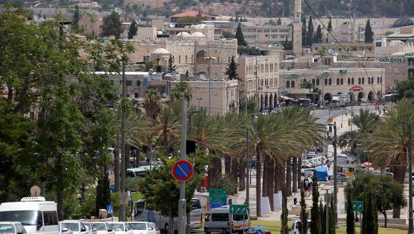 Иерусалим. Архивное фото