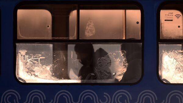 Городской автобус. Архивное фото