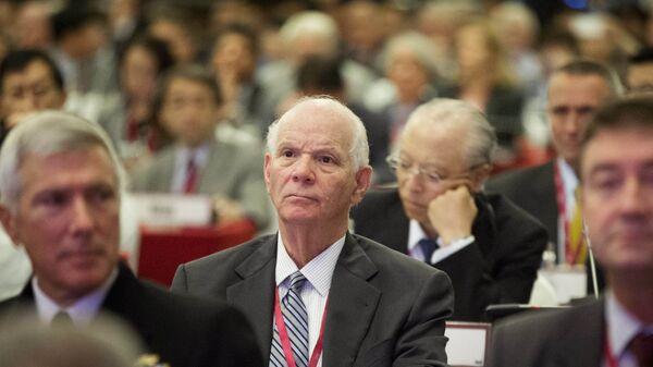 Сенатор Бен Кардин. Архивное фото