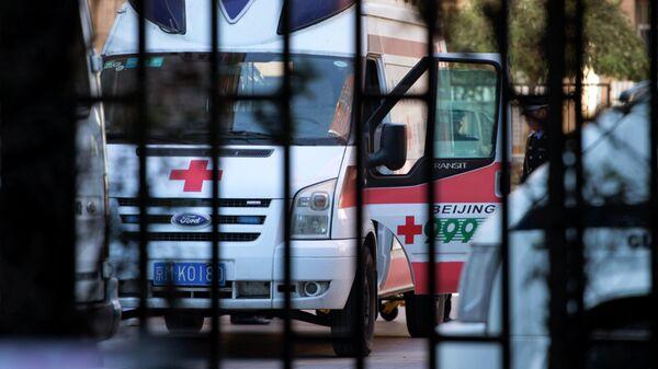 Скорая помощь в Пекине, КНР