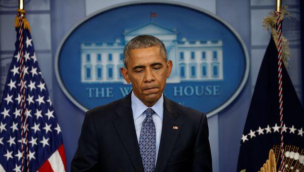 Последняя пресс-конференция президента Барака Обамы