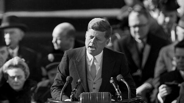 Инаугурационная речь Джона Кеннеди, 1961 год
