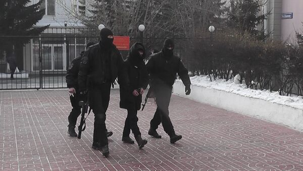В Забайкалье задержали участников преступной группы, подозреваемых в вымогательстве денег у детдомовцев