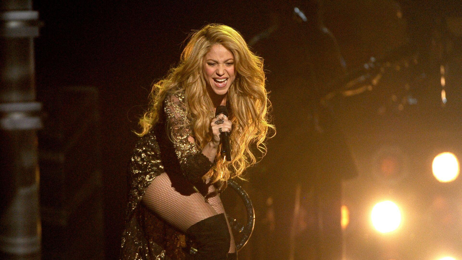 Певица Шакира выступает на вручении наград Billboard Music Awards - РИА Новости, 1920, 29.07.2021