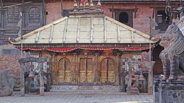 Храм богини Чиннамасты