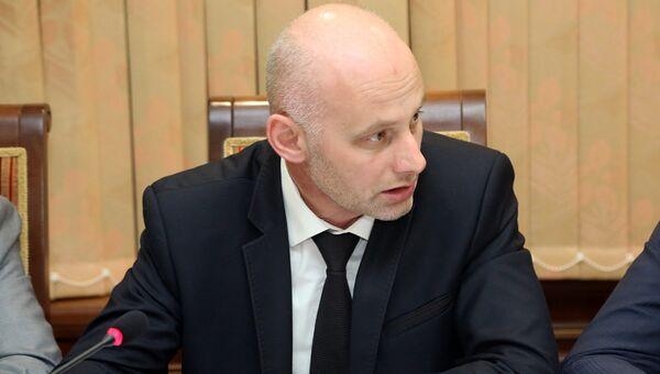 Министр строительства Республики Ингушетия Мустафа Буружев. Архивное фото