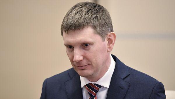 Максим Решетников. Архивное фото