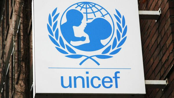 Логотип ЮНИСЕФ
