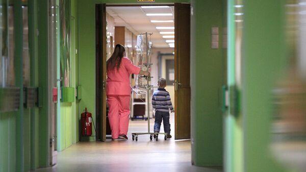 Помощь онкобольным детям обсудят в Москве