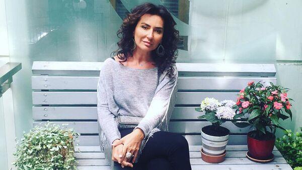 Журналист Ксения Соколова