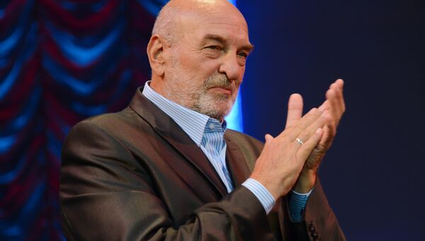 Актер Алексей Петренко. Архивное фото