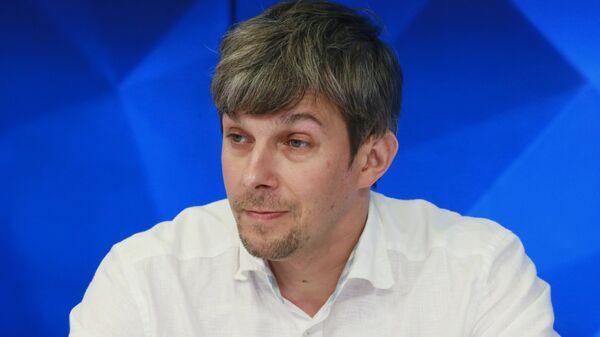 Президент Федерации скалолазания России Дмитрий Бычков