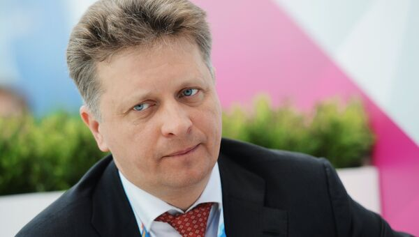 Министр транспорта РФ Максим Соколов. Архивное фото