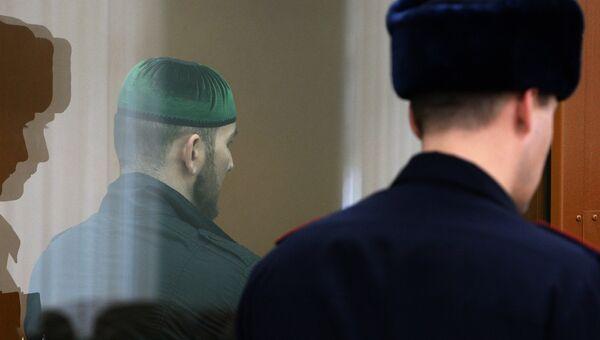 Заседание по делу об убийстве Бориса Немцова в Московском окружном военном суде. Архивное фото