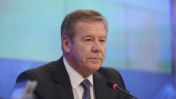Постоянный представитель РФ при женевском отделении ООН Геннадий Гатилов