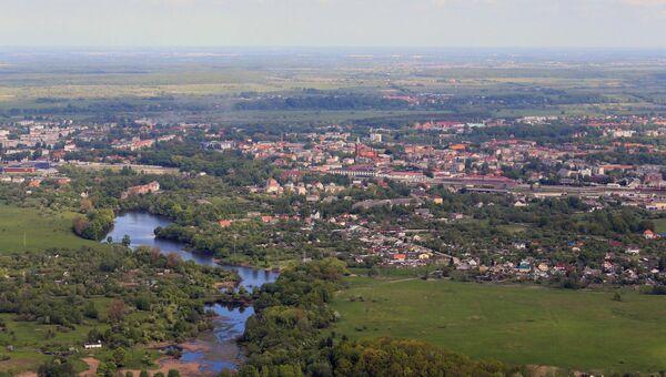 Регионы России. Калининградская область. Архивное фото